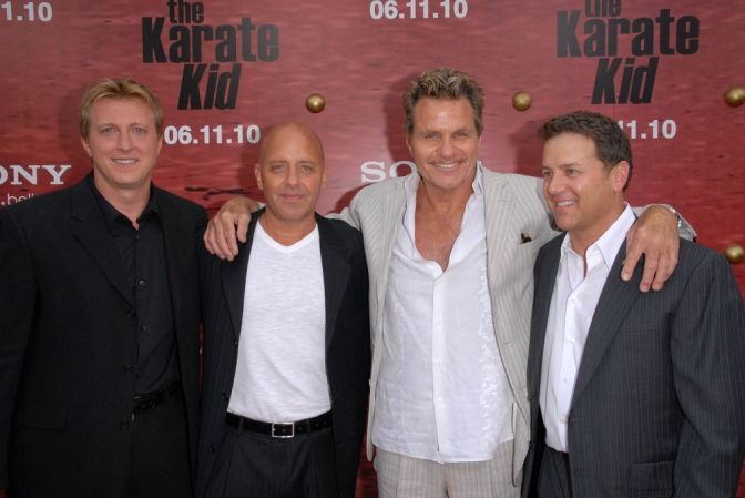 Karate Kid Remake: YouTube Red announces Cobra Kai Spin-Off series