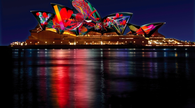 Vivid Sydney Opening Night: Chroma Dinner by Mode Kitchen & Bar