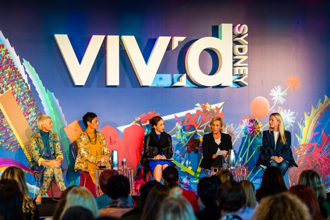 Vivid Sydney Program Announced
