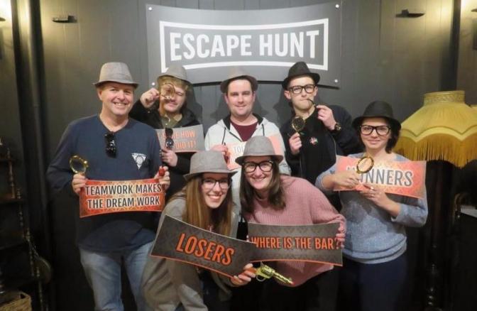 Escape Hunt Adelaide: Australia's first underwater-themed escape room