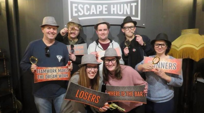 Escape Hunt Adelaide: Australia's first underwater-themed escape room