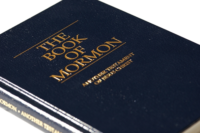 Book of Mormon on Tour: LYRIC THEATRE
