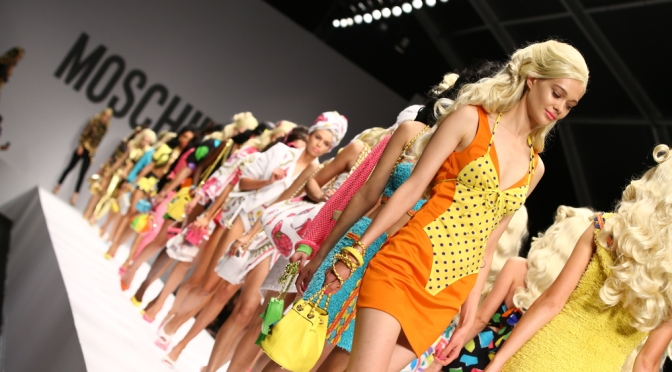 Ciroc X Moschino Launch Their Collaboration at Milan Fashion Week – a Meeting of Fashion's Most Playful Brands