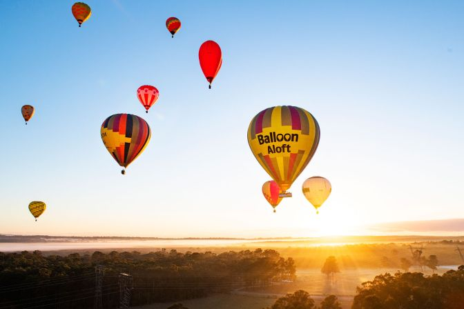 Hunter Valley Balloon Fiesta