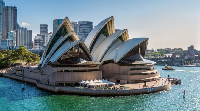 Sydney Opera House 45th Anniversary: National Film & Sound Archive Tribute