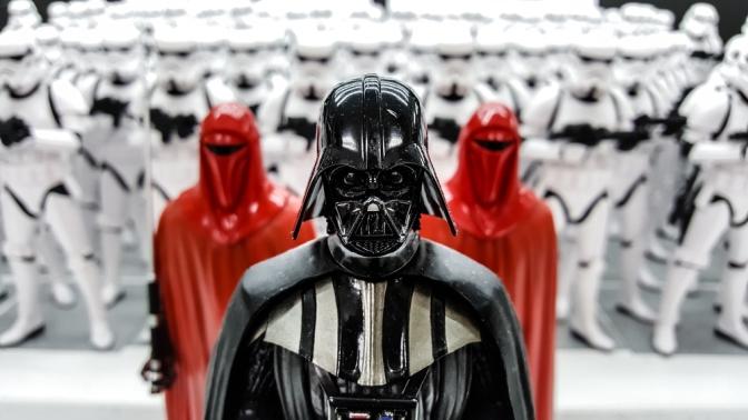 Star Wars Exhibition: IDENTITIES