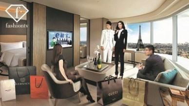 FashionTV Chinese Tourists Hotel