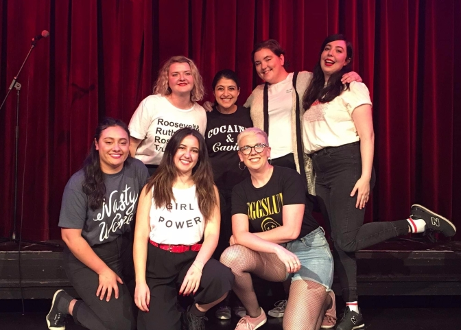 Improv Theatre Sydney: 4th Birthday Festival