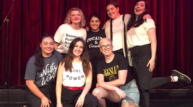 Improv Theatre Sydney: 4th Birthday Festival