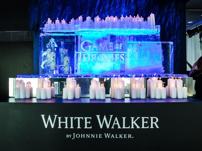 Game of Thrones & Johnnie Walker: White Walker Launch
