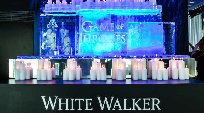 Game of Thrones & Johnnie Walker: White Walker Launch