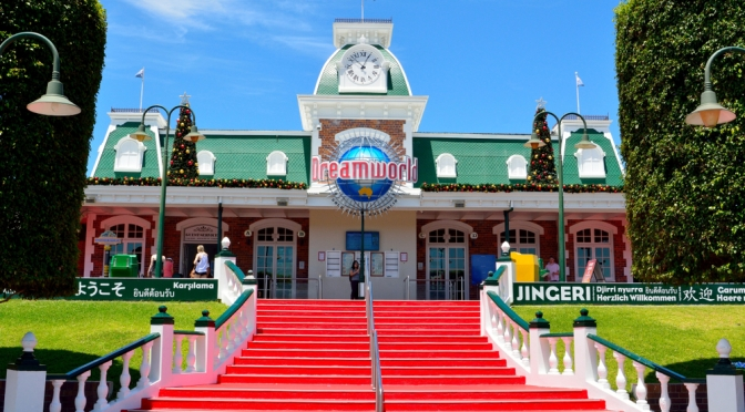 Dreamworld: New Annual Pass Launch & Sensational Summer Program