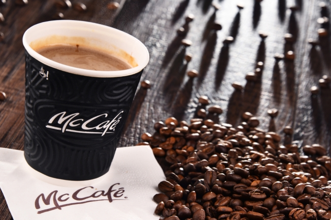 McDonalds' McCafe 25th Anniversary:  How DO Australians like their coffee?