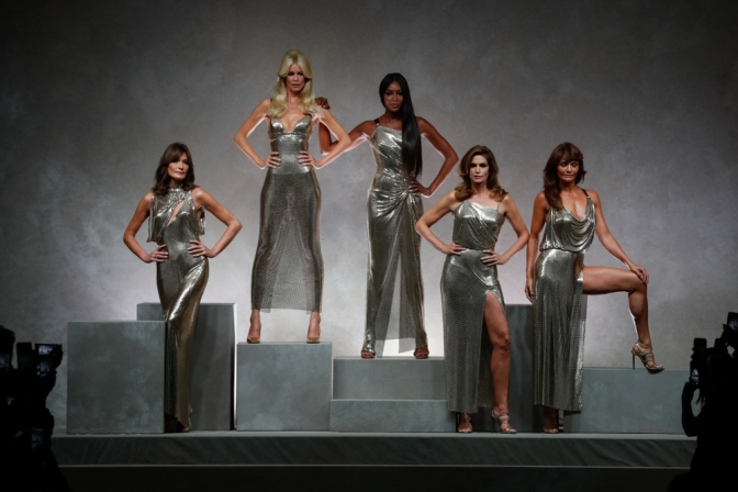 Versace & Michael Kors: The merge of two power houses!