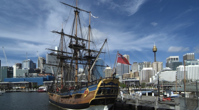 Australian Maritime Museum: Set sail on the Endeavour Voyage 2019