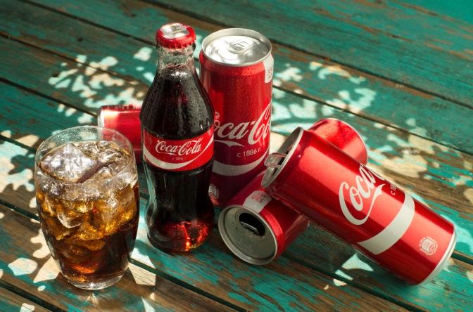 Coca Cola's new Kombucha range