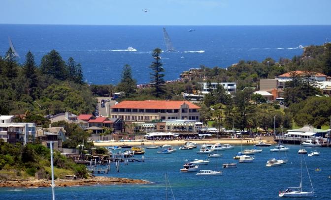 Watsons Bay Beach Club Summer Launch