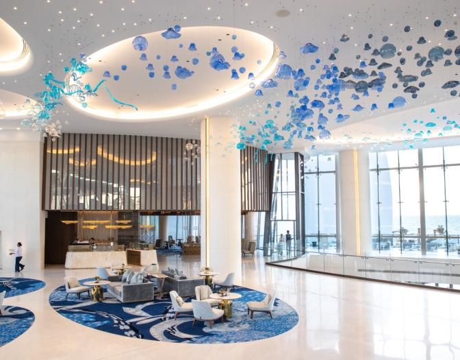 "Jumeirah at Saadiyat Island Resort, Abu Dhabi: The first Luxury ""Eco-Conscious"" Resort"