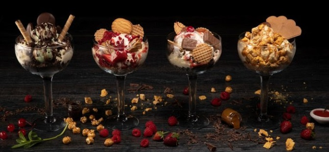 Gold Class Sundae Fun Daze with Arnotts Biscuits & Event Cinemas
