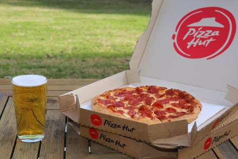 PIZZA HUT - Beer Expansion