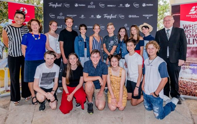 Tropfest Jnr. finalists revealed, unleashing some of the most creative stories ever told!