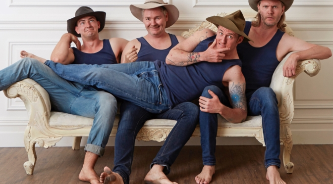 The Pigs: From Single Ladies and Gold Digger to Hillbilly Synthesiser