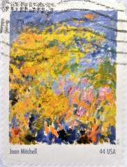 Joan Mitchell Abstract Expression