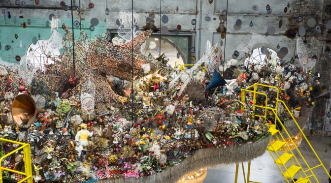 12 reasons to visit Carriageworks this Sydney Festival season