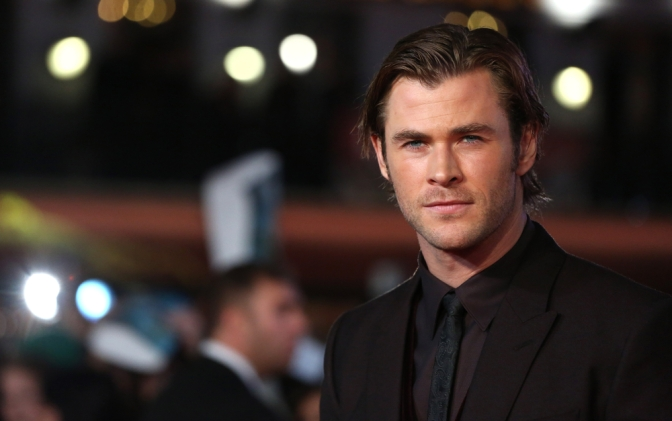 Chris Hemsworth – New Global Brand Ambassador for Swisse