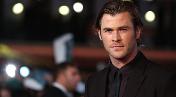 Chris Hemsworth – New Global Brand Ambassador for Swisse