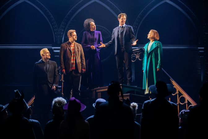 Harry Potter & The Cursed Child now showing until February 2020