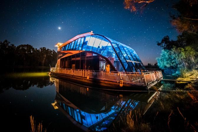 The Love Boat:  Australia's beloved floating hotel in Mildura