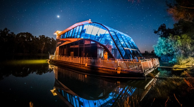The Love Boat:  Australia's beloved floating hotel in Mildura