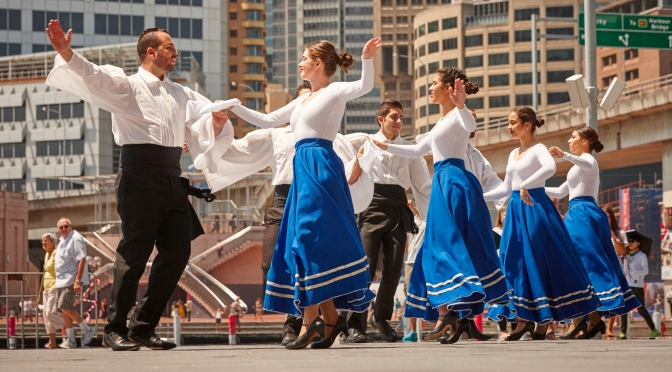 37th Annual Greek Festival on this weekend at Darling Harbour