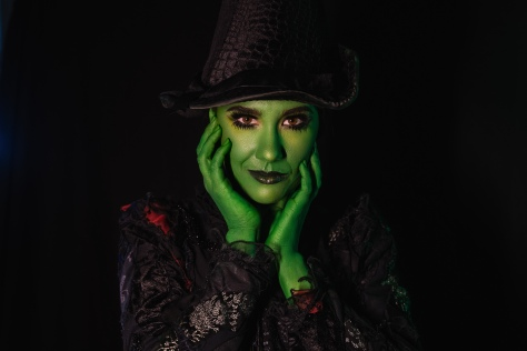 Samantha Dodemaide (Elphaba) 2