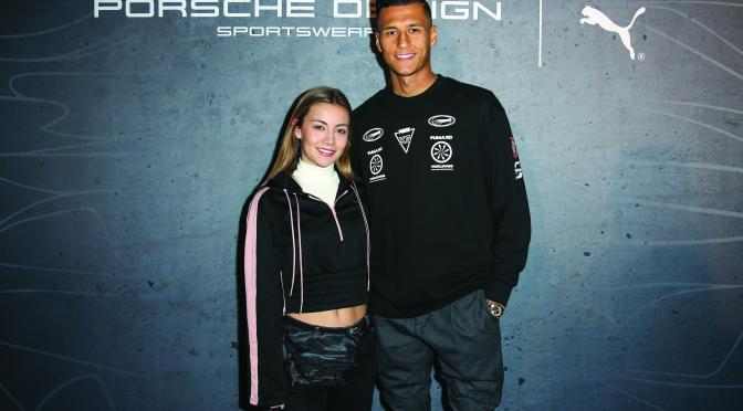 Porsche Design and PUMA celebrate the launch of a new sportswear collection