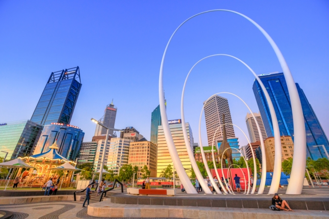 The Best of Perth:  Essentials for a short getaway