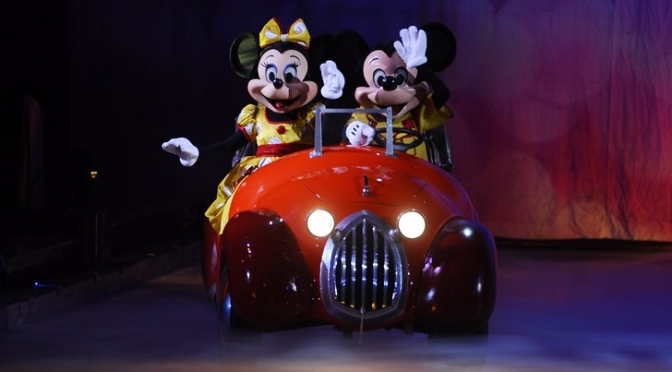 Disney on Ice to tour 8 cities from May to July