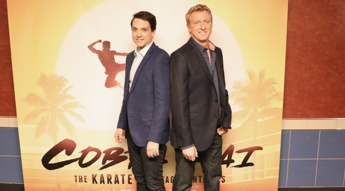 Cobra Kai – Season 2 release date April 24