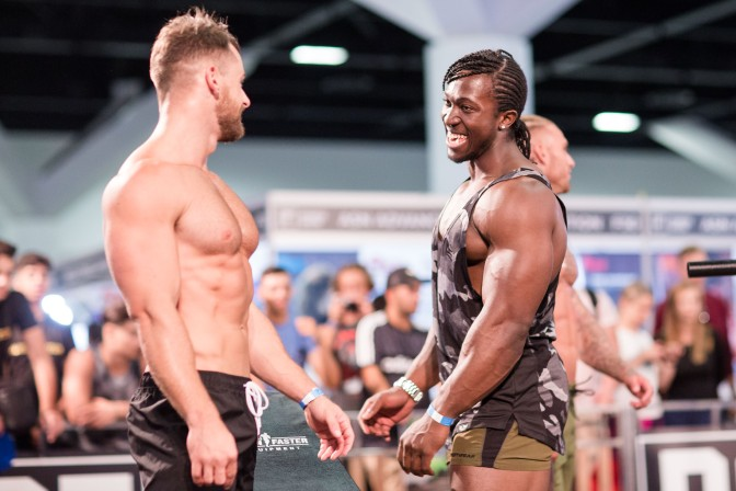Nutrition secrets of a Musclemania Professional World Champion with Kwame Duah