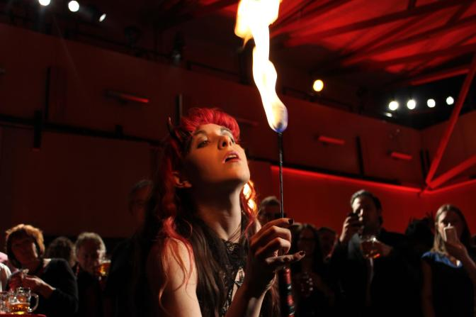Melbourne Magic Festivals presents THE LADY'S GUIDE TO DECEIT AND DEBAUCHERY