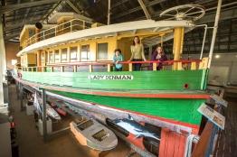 Lady Denman ferry at jbmm