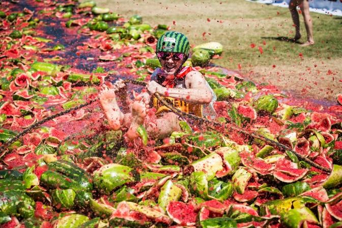 The world's largest melon festival: Chinchilla, QLD