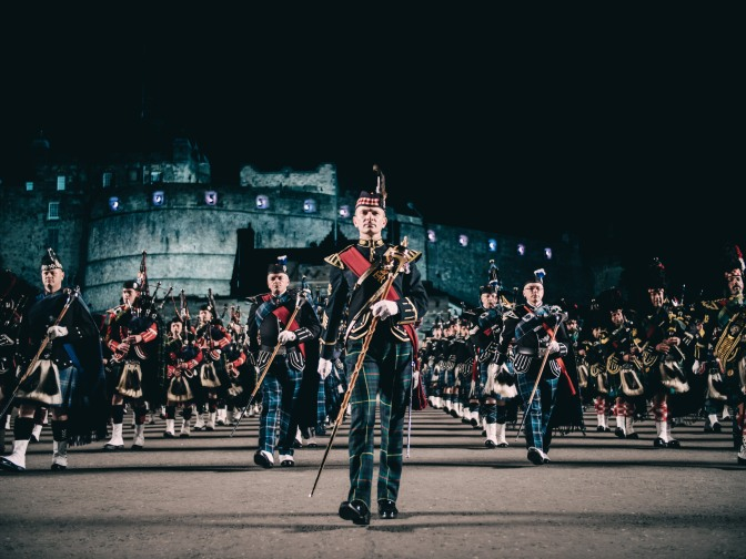 The Royal Edinburgh Military Tattoo's Exclusive Sydney Show!