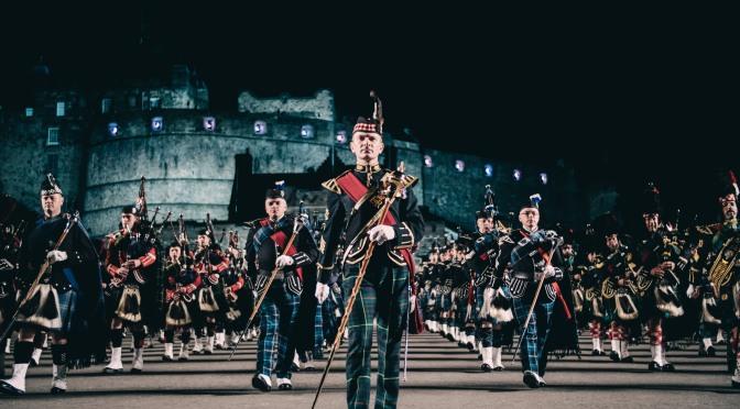 The Royal Edinburgh Military Tattoo's Exclusive Sydney Show!