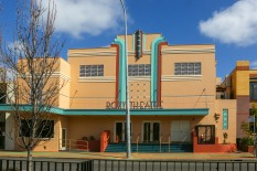 az20180913 NOWRA HERITAGE TRAIL BUILDINGS Roxy Theatre Art Deco building on Berry Street Nowra Thursday 13 September 2018 Pic by Andy Zakeli
