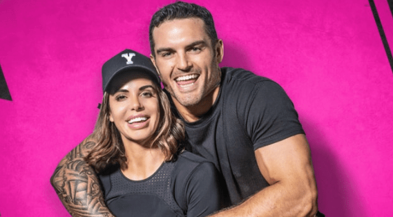 Morning Workout with Fitness Power Couple:  Dan Conn and Ellice Whichello
