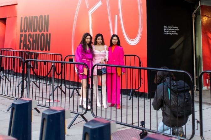 Fun Facts about London Fashion Week