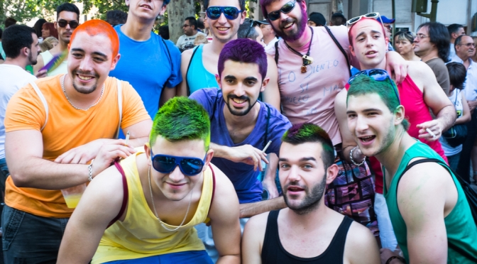 Sydney Mardi Gras to host World Pride?