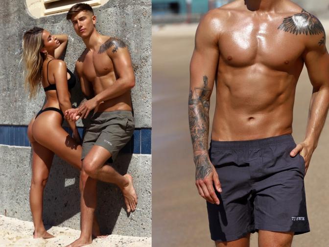 TJ Swim Launches First Stylish Men's Summer Range